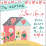 I Love Home Quiltalong review